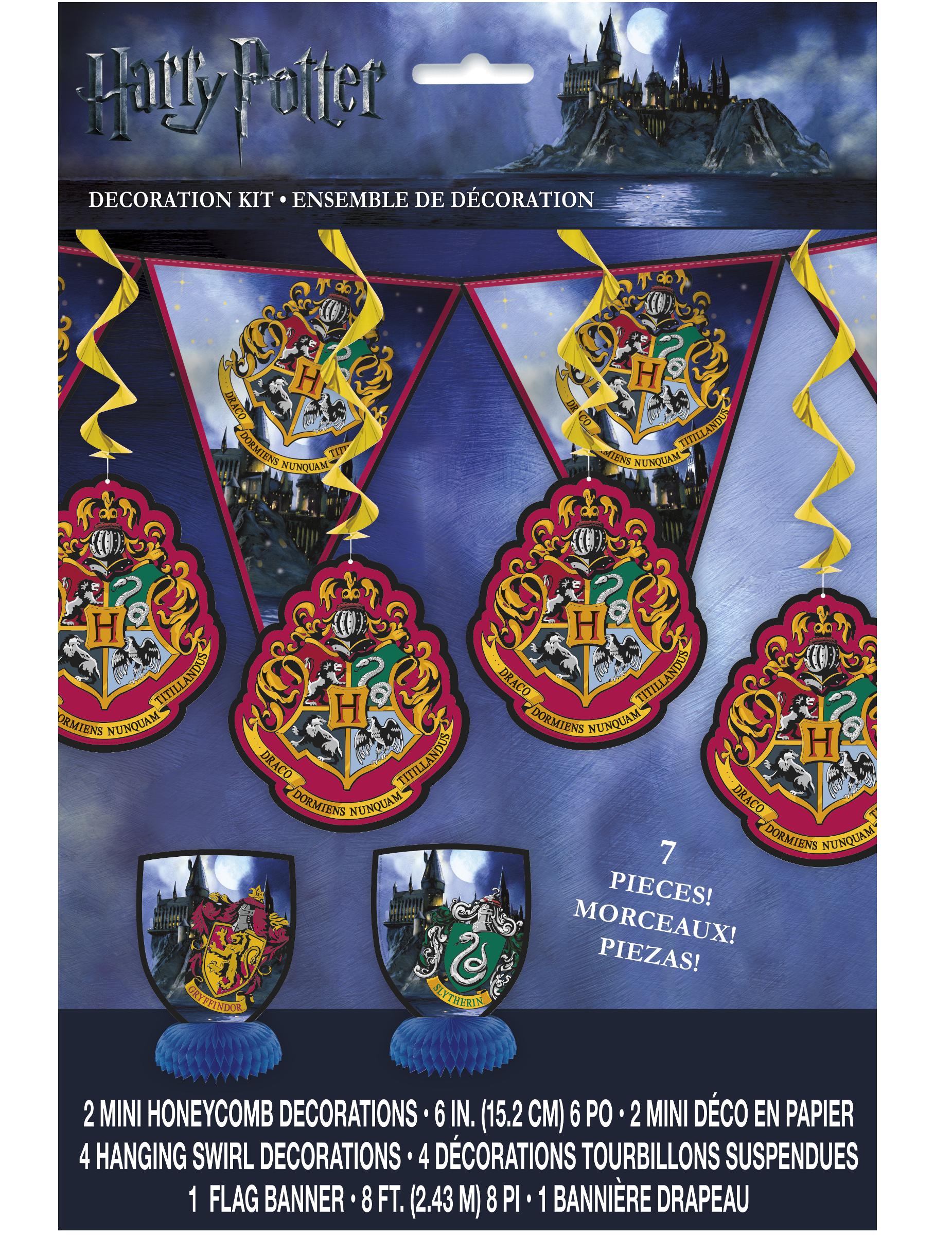 Bedwelming Harry Potter™ decoratie set: Decoratie,en goedkope &MM67