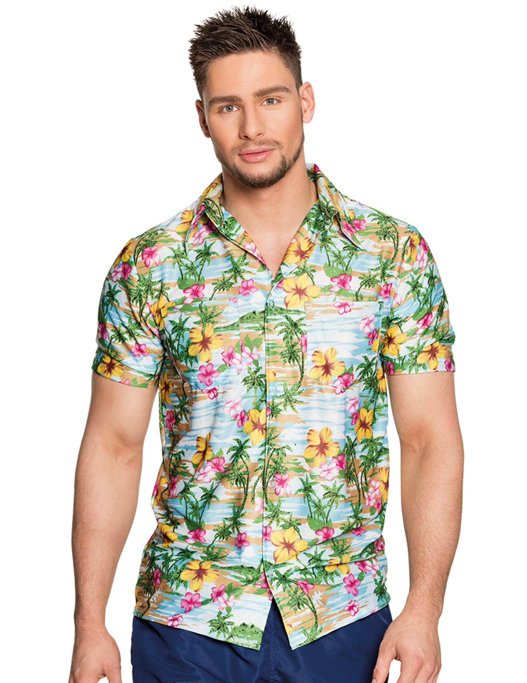 Overhemd Mannen.Hawai Overhemd Voor Mannen Volwassenen Kostuums En Goedkope