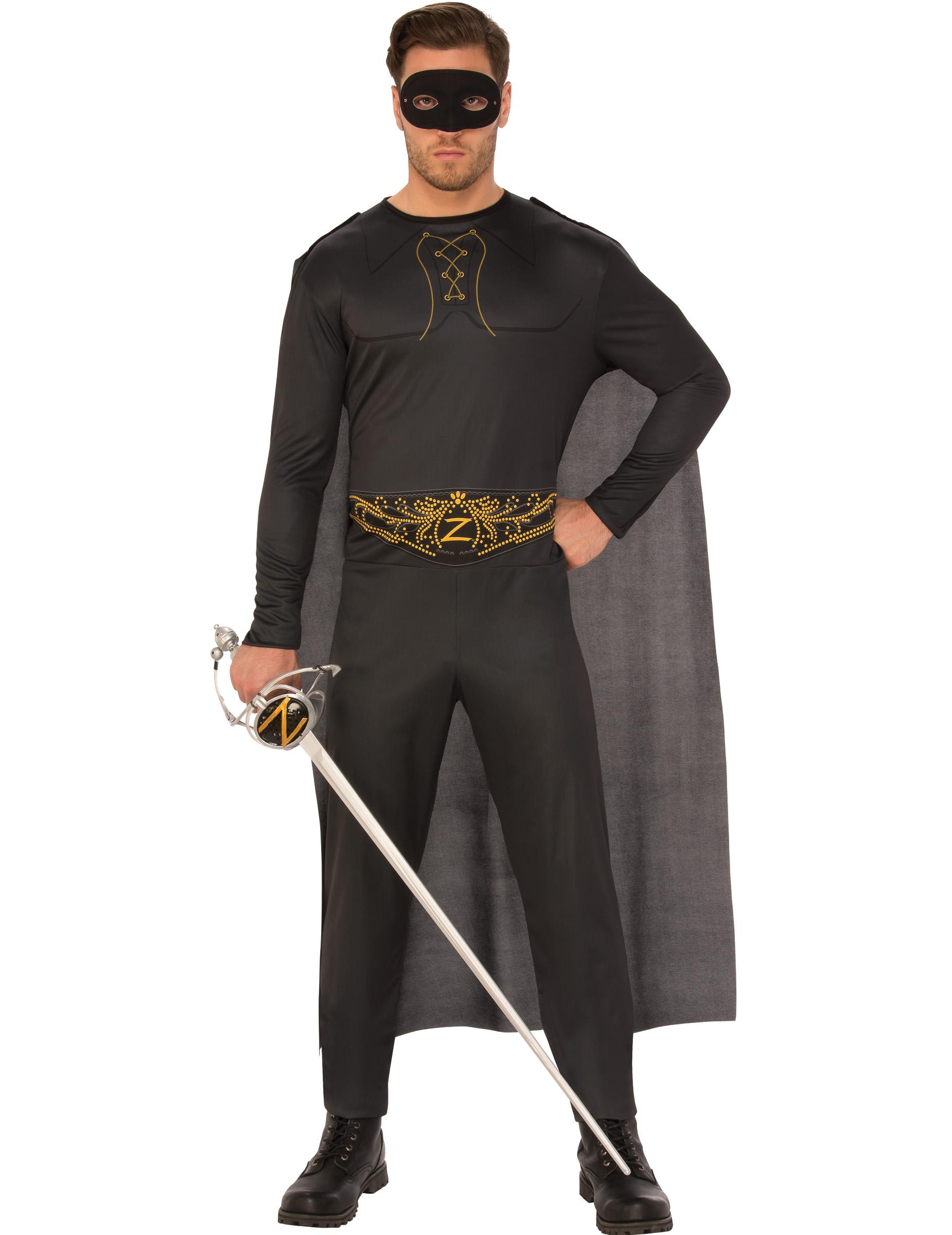 Zorro kostuum   Carnavalskleding heren   GOEDKOPE