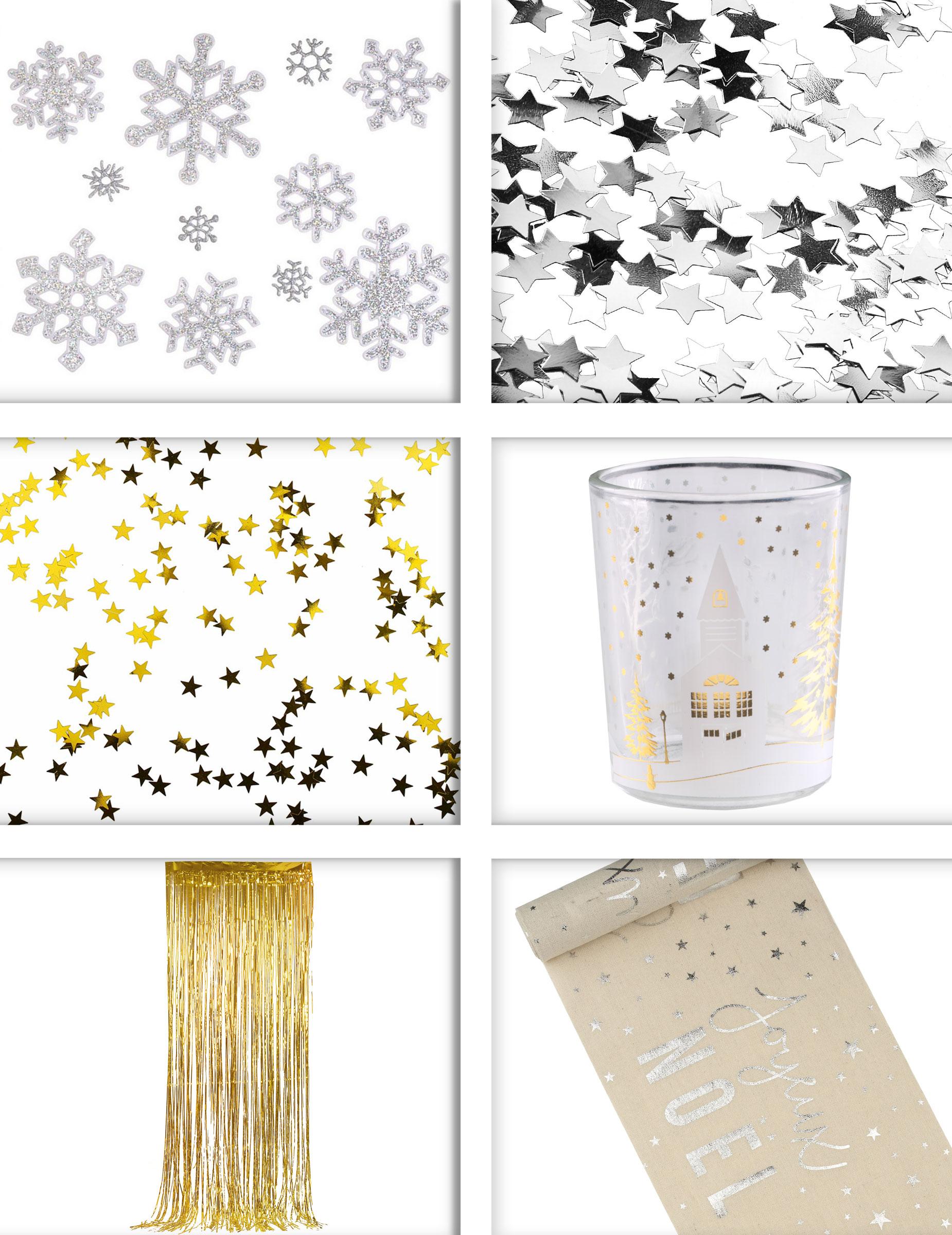 Sterren decoratie pack decoratie en goedkope for Goedkope decoratie