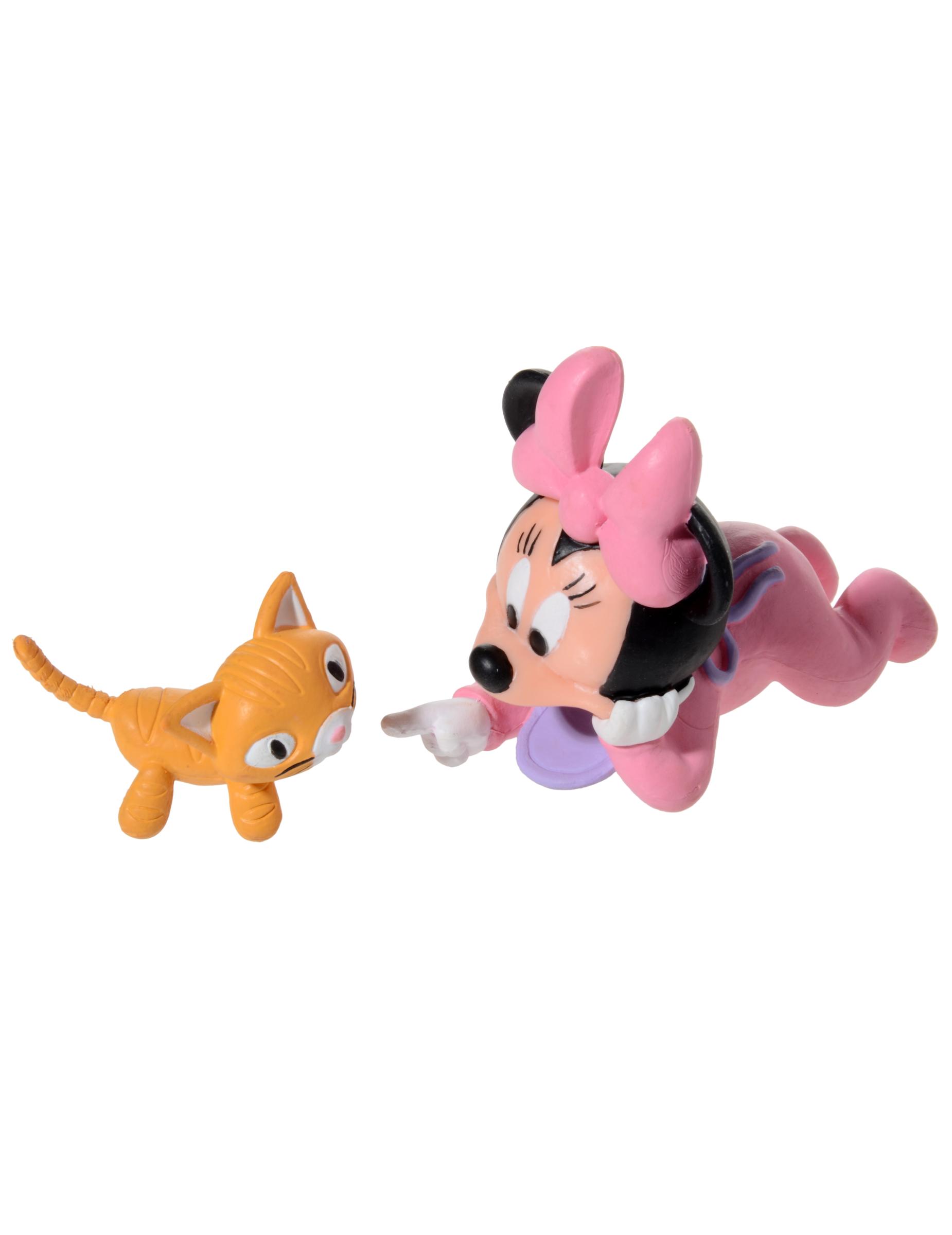 Wonderbaar Taart decoratie set baby Minnie Mouse™: Decoratie,en goedkope FT-73