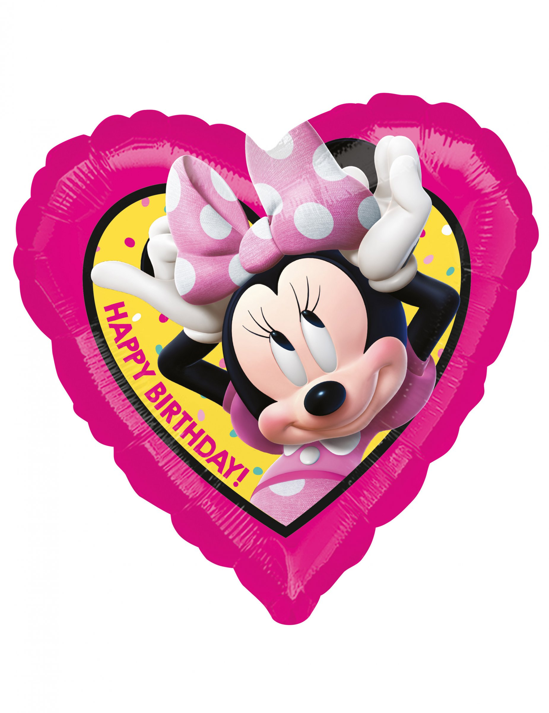 Vaak Minnie Mouse™ hartjes ballon: Decoratie,en goedkope  KV-55