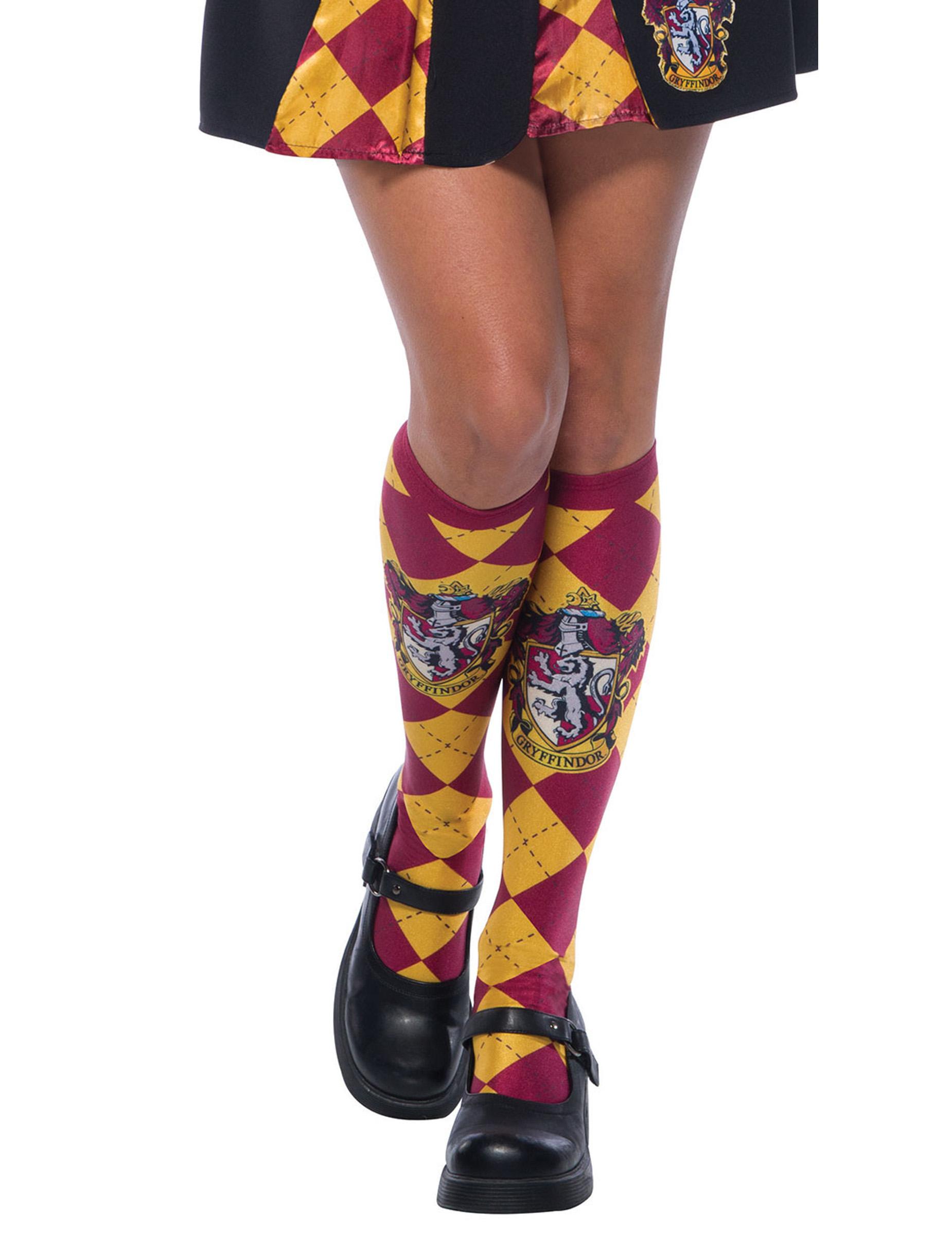 Extreem Harry Potter™ Griffoendor sokken voor volwassenen: Accessoires,en &UL33