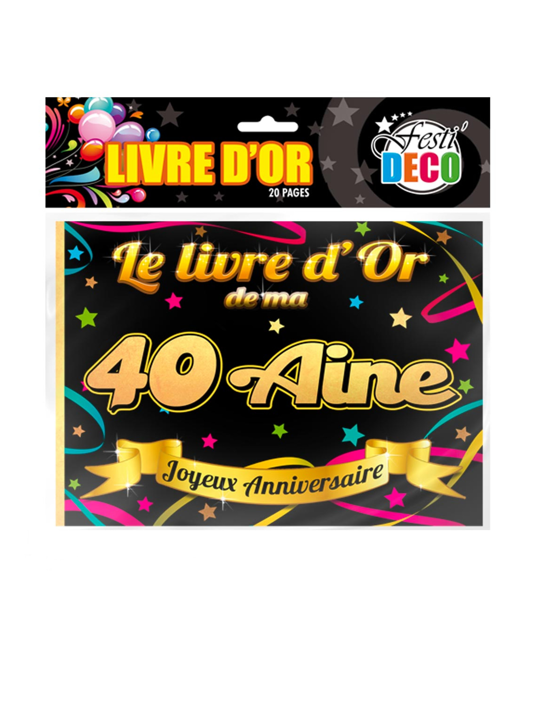 40 Jaar Oud Verjaardag