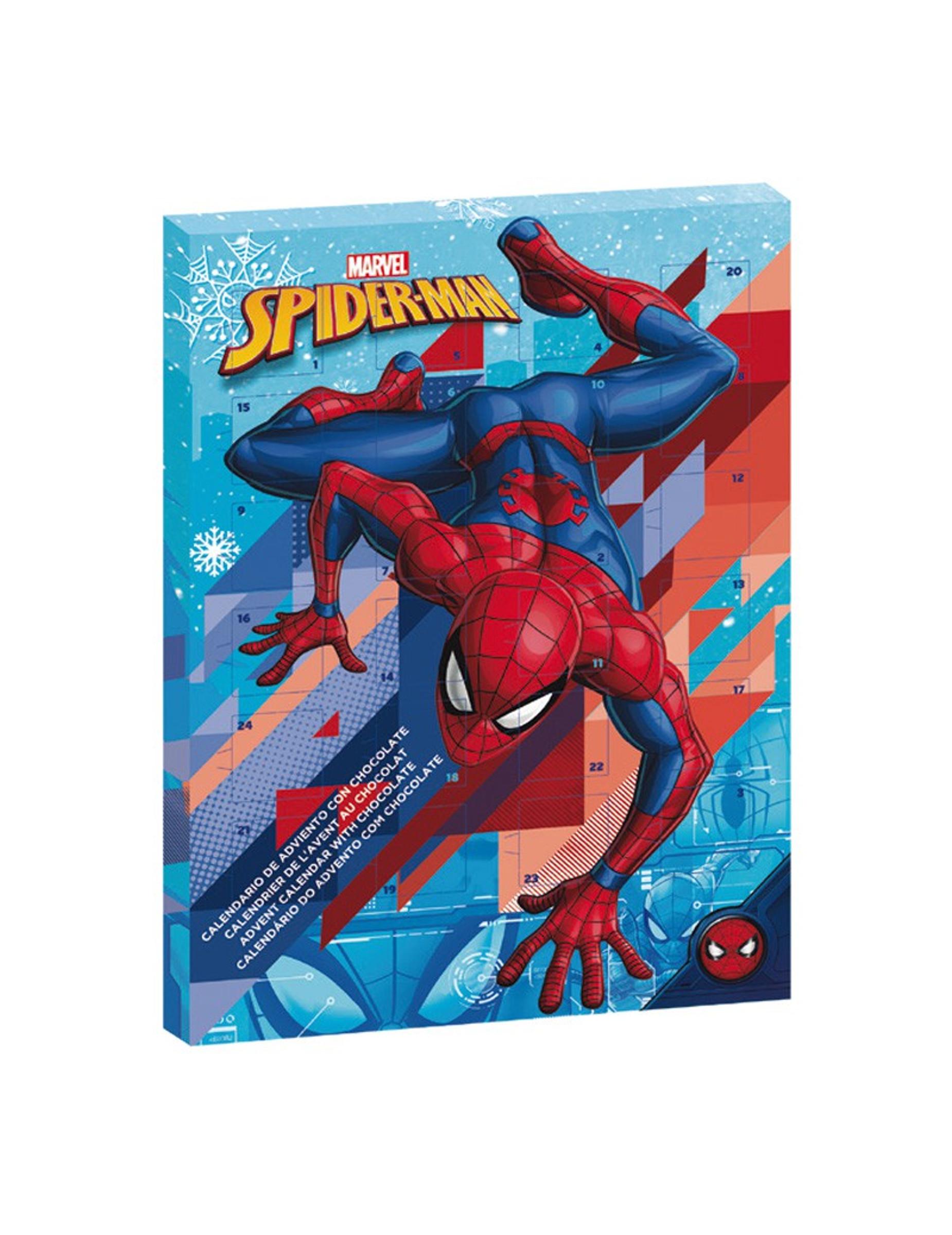 Adventskalender Spiderman