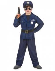 Luxueus politie-uniform voor jongens