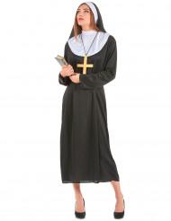 Religieuze nonnen outfit voor dames