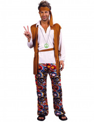 Hippie kostuum voor mannen