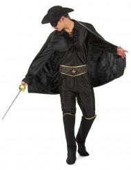 Historisch musketier kostuum voor heren