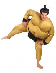 Sumopak voor mannen Verkleedkostuum