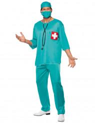Chirurgen kostuum voor mannen