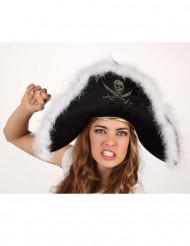 Piratenhoed voor volwassenen