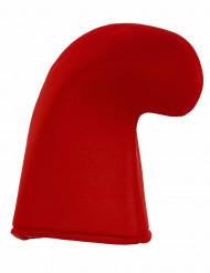Rode kaboutermuts voor volwassenen