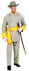 Kostuum van een Generaal van de zuidelijken voor mannen