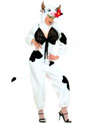 Sexy koeien carnavalskleding voor dames