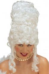 Marie-Antoinette pruik voor dames