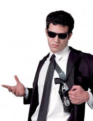 Revolverhouder van een federaal agent voor volwassenen
