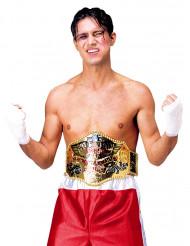 Riem van een bokskampioen voor volwassenen