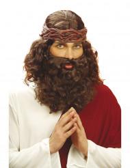Profetenpruik en -baard voor mannen
