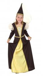 Middeleeuws feeënkostuum voor meisjes