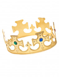 Goudkleurige keizerskroon voor volwassenen