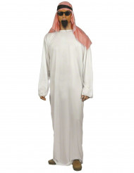 Kostuum van een Arabische sjeik voor mannen