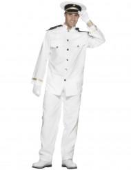 Zee kapitein kostuum voor mannen