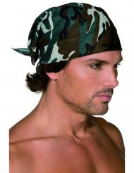 Militaire camouflagebandana voor volwassenen