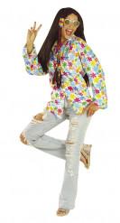 Hippie bloesje voor volwassenen