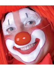 Plastic clown neus voor volwassenen