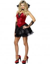 Sexy vampierenvermomming voor vrouwen Halloween