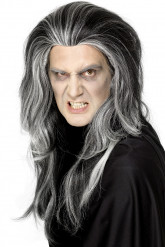 Vampierenpruik voor volwassenen Halloween