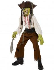 Monsterachtig piratenkostuum voor jongens Halloween
