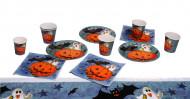 Set pompoen tafeldecoratie