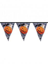 Halloweenslinger met pompoenen