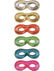 Blinkend halfmasker voor volwassenen