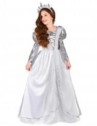 Glimmend prinseskostuum voor meisjes