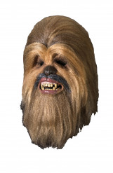 Luxemasker Chewbacca Star Wars™ voor volwassenen