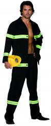Sexy kostuum brandweerman voor mannen