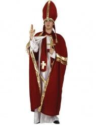 Paus kostuum voor mannen