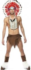 Village People ™-indianenpak voor mannen
