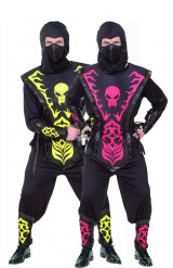 Ninja koppel kostuum