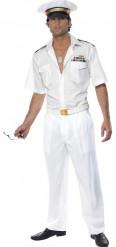 Top Gun™-kapiteinkostuum voor mannen