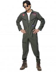 Top Gun™ piloten kostuum voor mannen