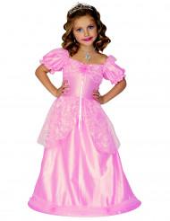 Prinsessenpak voor meisjes