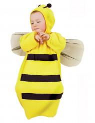 Kostuum van een bijtje voor baby