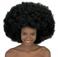 Maxi afro-discopruik voor volwassenen