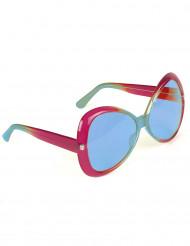 Discobril voor volwassenen met kleurverloop