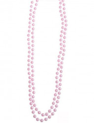 Roze parelsnoer