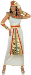 Kostuum van een Egyptische koningin voor dames
